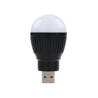 nyeste mini usb ledet lys bærbar energibesparende ball lampe