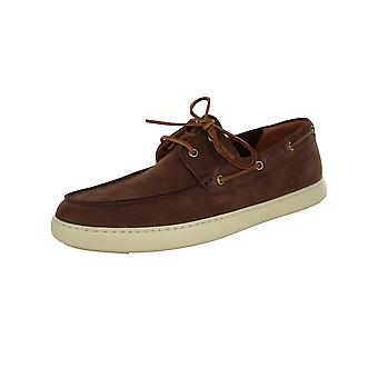 Fitflop Hombre Lawrence Nubuck Barco Estilo Loafer Zapatos