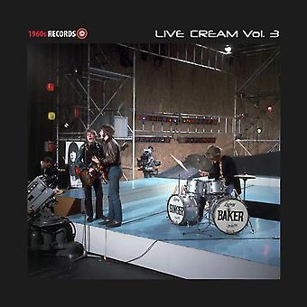 Cream – Live Cream Vol. 3 Vinyl