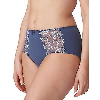 PrimaDonna Deauville 0561813-NIS Women's Nightshadow Blue Embroidered Boyshort