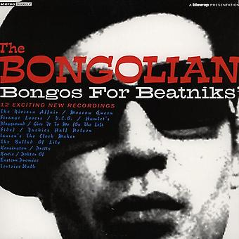 The Bongolian – Bongos For Beatniks Vinyl