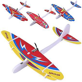 طائرة اليد رمي مكثف طائرة شراعية، طائرة كهربائية، طائرة القصور الذاتي الرغوة