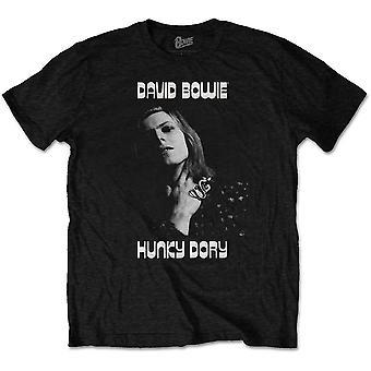 David Bowie - Hunky Dory 1 Camiseta pequeña unisex - Negro