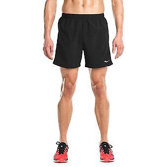 Saucony Men Alpha Woven 5 Inch Shorts