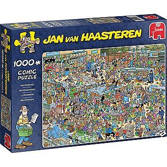 Jumbo Jan van Haasteren The Pharmacy Jigsaw - 1000 Piece