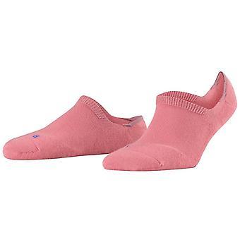 Falke Cool Kick no show sokken-poederroze