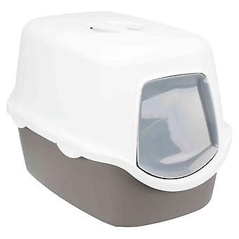 Trixie Diego Gray Covered Litter Box (Kissat , Hoito & hyvinvointi , Katettu pentuealustat)