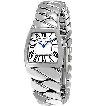 Cartier Mujer La Dona Silver Dial Watch - W660012I