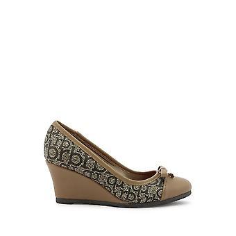 Roccobarocco - Sapatos - Saltos Altos - RBSC1JH01CRYSTD-FANG-TAUPE - Mulheres - sienna,saddlebrown - EU 37