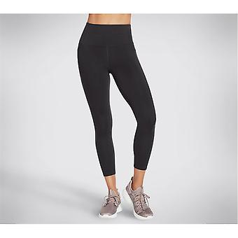 Skechers Womens Go Walk High Waisted Leggings II Performance Tights Sports Pants