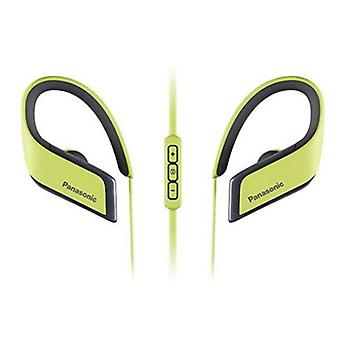 Bluetooth Sport Headset med mikrofon Panasonic Corp. RP-BTS30E Gul