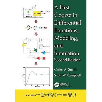 Un primo corso di modellazione e simulazione di equazioni differenziali