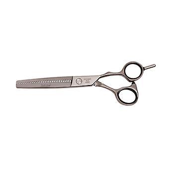 """Dark Stag DS+ Ultimate Offset Thinner Barber Scissor Razor Sharp 6"""""""