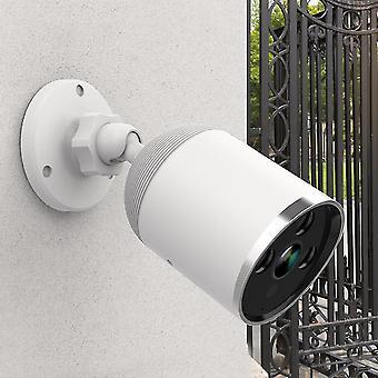 720P vezeték nélküli WiFi Night Vision 2,4 GHz IP66 vízálló hang kaputelefon IP kamera intelligens otthon