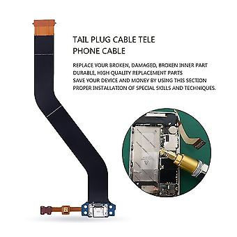 System power cables usb dock charger charging port flex cable for samsung galaxy tab 4 sm-t530nu