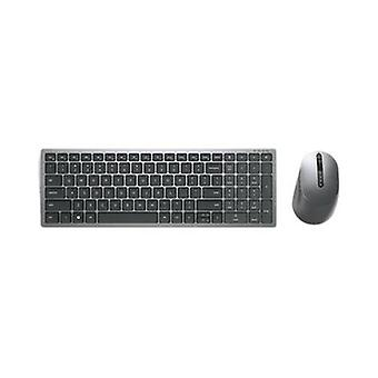 Dell Km7120W tangentbord och mus titan grå
