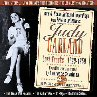 Judy Garland - Lost Tracks 1929-1959 [CD] USA import