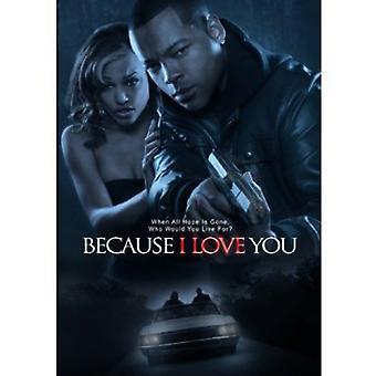 Weil ich dich Liebe [DVD] USA importieren