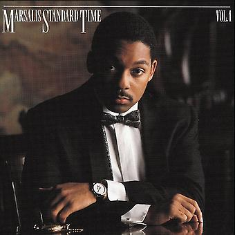 Wynton Marsalis - Standardzeit [CD] USA import
