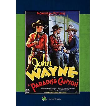 Paradise Canyon [DVD] USA import