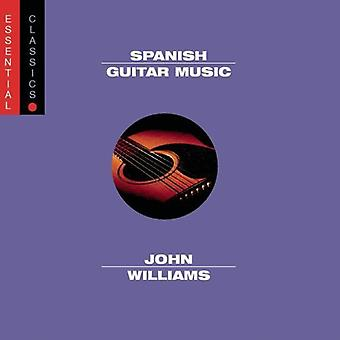 John Williams - Spanish Guitar Music [CD] USA import