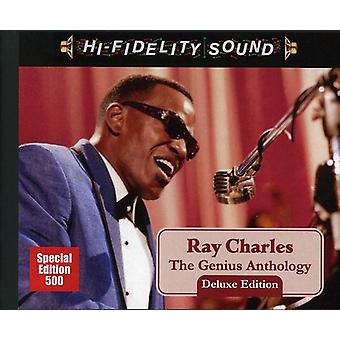 Ray Charles - Genie Anthologie [CD] USA import