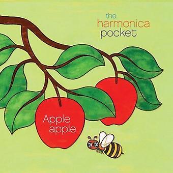 Mundharmonika Pocket - Apple Apple [CD] USA import