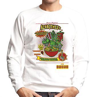 Azarotheos World Of Warcraft Cereal Men's Sweatshirt