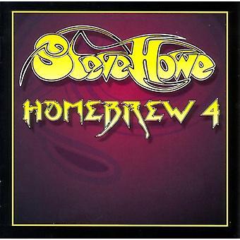 Steve Howe - Steve Howe: Vol. 4-Homebrew [CD] USA import