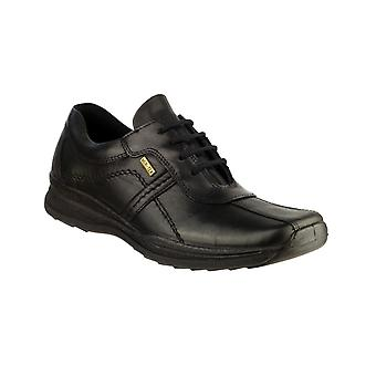 Cotswold Mens Cam Lace Up Shoe Black