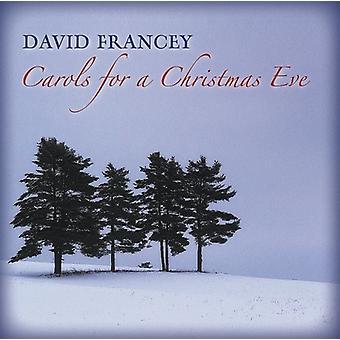 David Francey - Carols for a Christmas Eve [CD] USA import