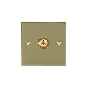 ハミルトン Litestat ・ チェリトン ビクトリア サテン黄銅 1 g 20AX 2 way トグル SB