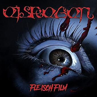 Eisregen - Fleischfilm [CD] USA import