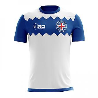 2018-2019 Iceland Away Concept Football Shirt (Kids)