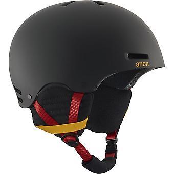 Anon Raider Helmet - Rip City Black