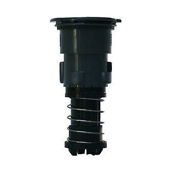Paramount 004552503203 Step Nozzle with Cap - Black