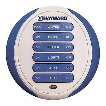 Hayward AQL2SSRF Goldline Wireless Spa Side Remote Control AQL2-SS-RF