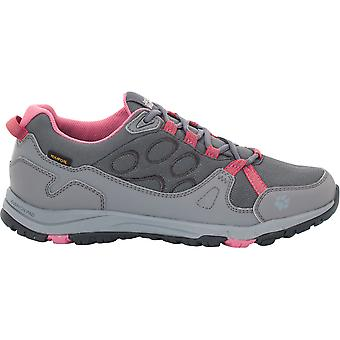 Jack Wolfskin Womens/Ladies Activate Texapore Low Lightweight Trainers