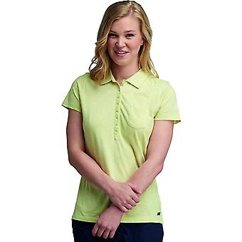 Regata damas Bye Bye verano Casual Polo camisa verde RWT082