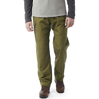 Craghoppers Mens Classic Kiwi SolarShield Polycotton Walking Trousers