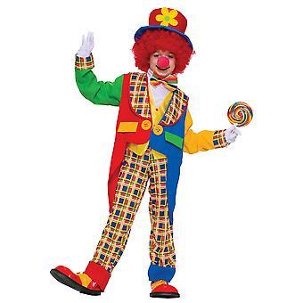 Clown In der Stadt Zirkus lustige Dress Up Boys Kostüm