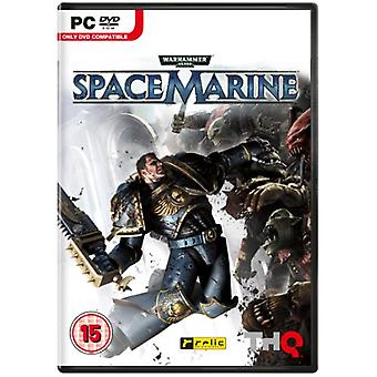 Warhammer 40 000 Space Marine (PC DVD)-nieuw
