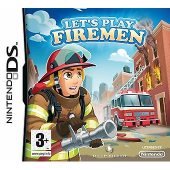 Lets Play Firemen (Nintendo DS) - As New