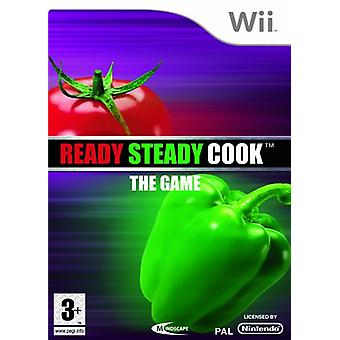 Έτοιμος σταθερός μάγειρας (Wii)-New