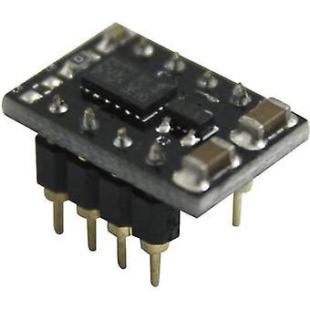 Módulo de sensor G de ARexx JM3-3DA conveniente para (kit de montaje de robot): RP6