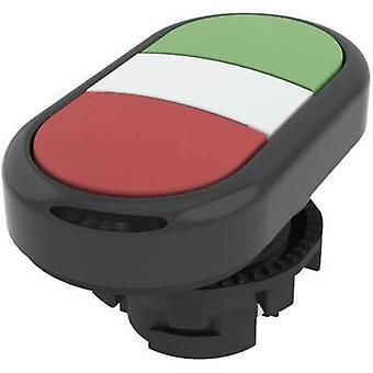 Pizzato Elettrica E21PDRL10423 Double head pushbutton Planar Green, Red 1 pc(s)