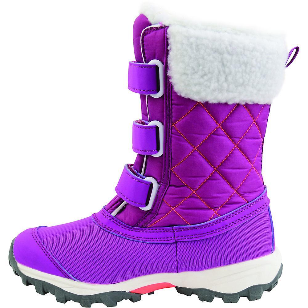 Tør 2b gutter & jenter Skiway Jnr vanntett snø støvler