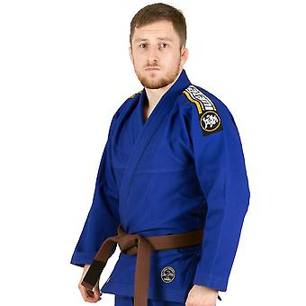 Tatami Fightwear Nova absoluta Jiu-Jitsu Gi azul