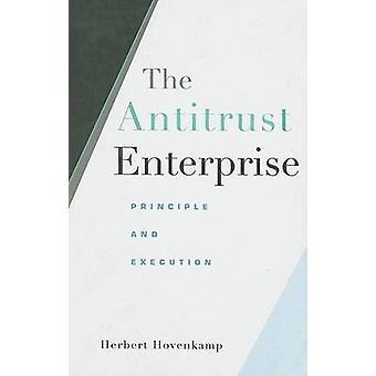 Antitrust företaget - principen och utförande av Herbert Hovenkam