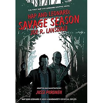 Hap And Leonard Savage Season by Joe R. Lansdale - 9781684051847 Book